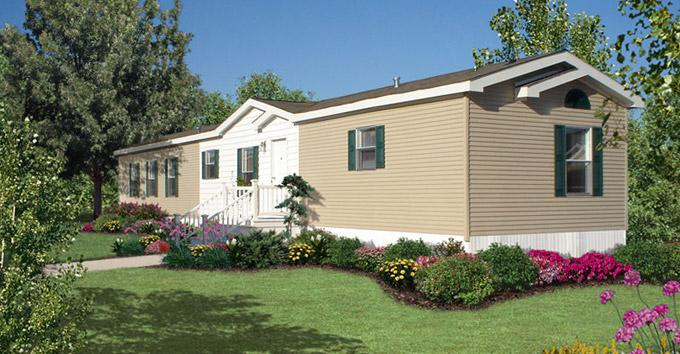 Double Wide Trailer Homes