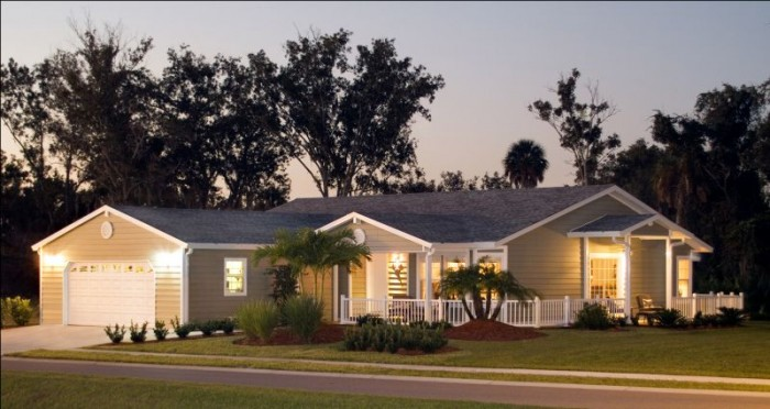 New Double-Wide Mobile Homes