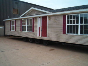New Double Wide