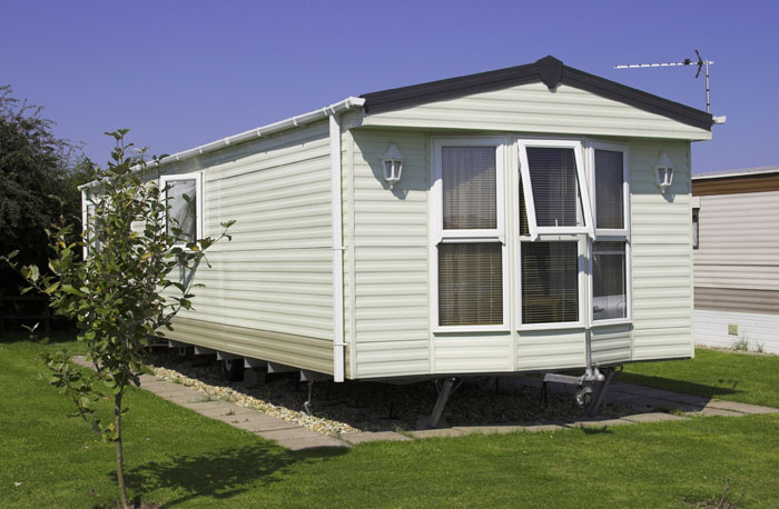 Used Static Single Wide Holiday Home